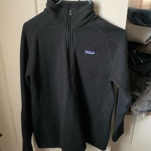 Patagonia W's Better Sweater 1/4-Zip Pullover